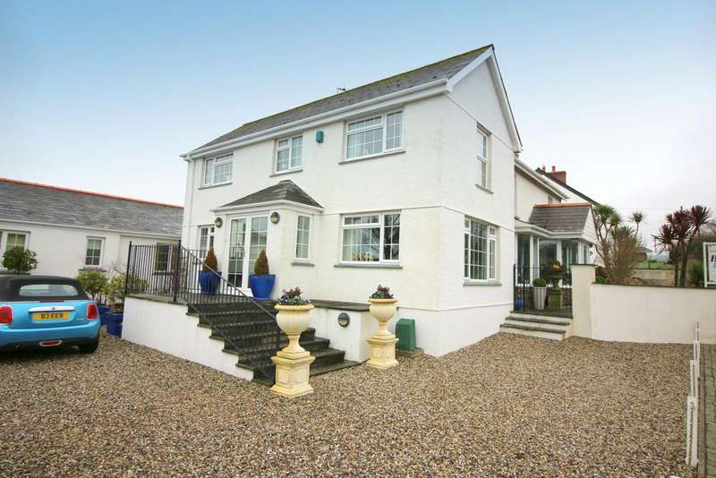 6 Bedrooms Detached House for sale in St. Issey, Wadebridge