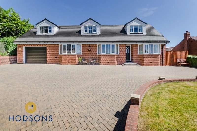3 Bedrooms Detached House for sale in Sheepwalk Lane, Castleford