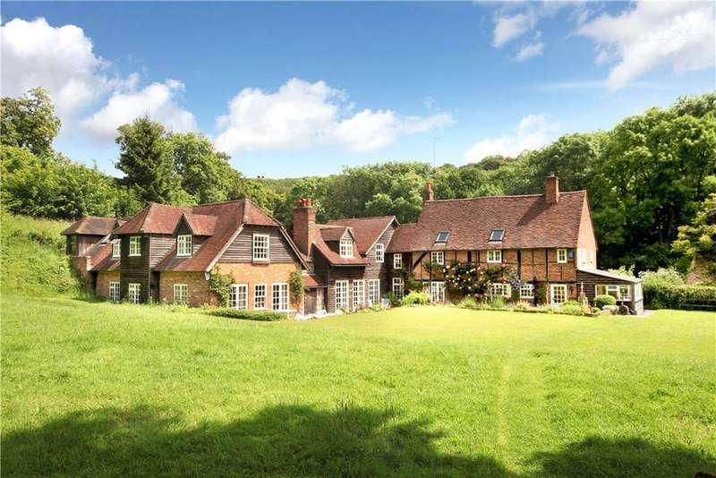 6 Bedrooms Detached House for sale in Bix Bottom, Henley-On-Thames, Oxfordshire, RG9