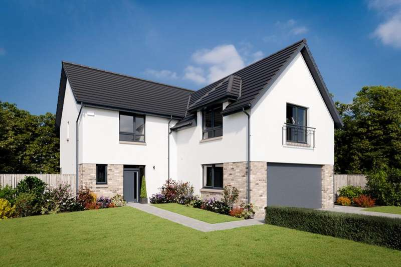5 Bedrooms Detached House for sale in Plot 4 The Farl Lawmarnock Road, Bridge of Weir, PA11 3AP