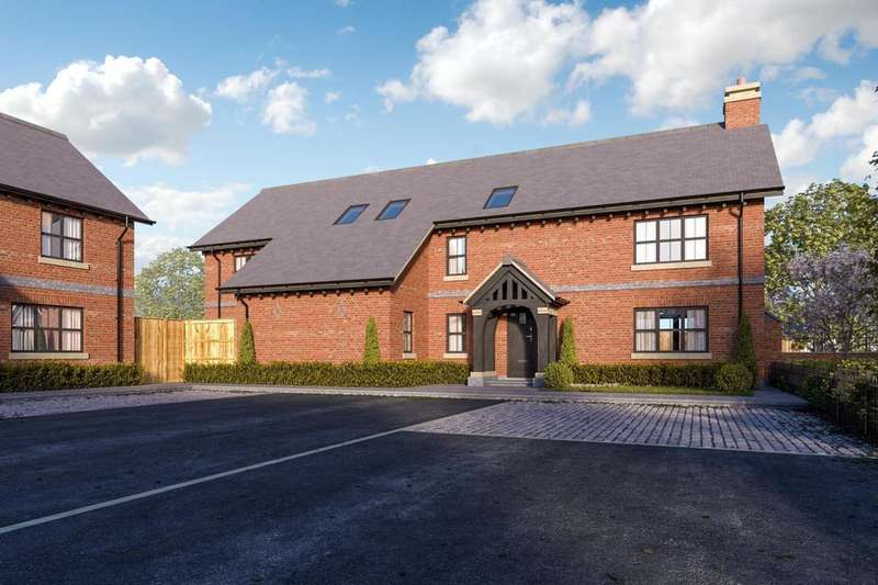4 Bedrooms House for sale in Barley Fields, Warrington Road, Mere