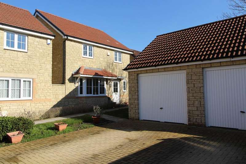 3 Bedrooms Detached House for sale in Hamilton Way, Whitchurch, Bristol, BS14 0SZ