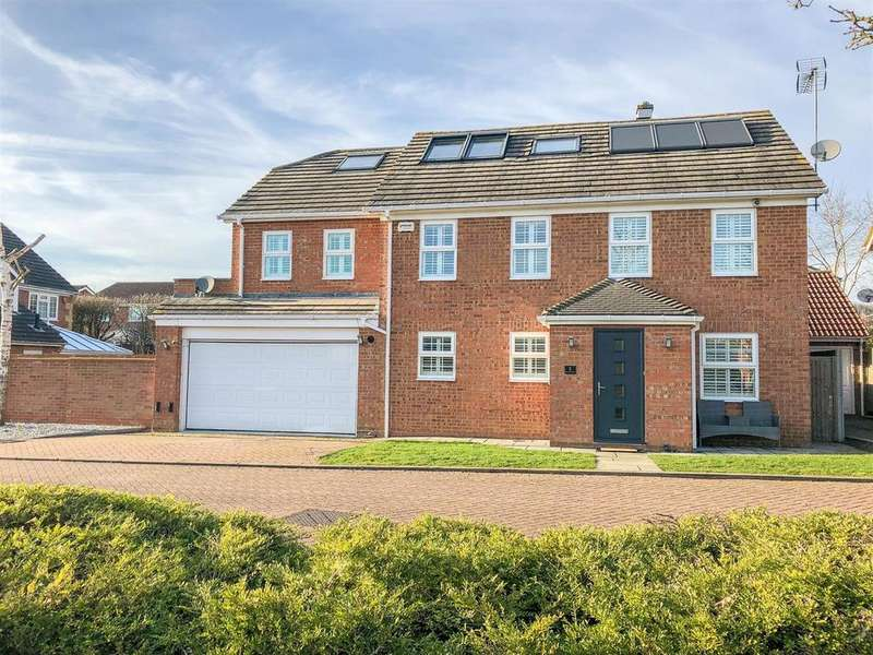 6 Bedrooms Detached House for sale in Betony Gardens, Weavering, Maidstone