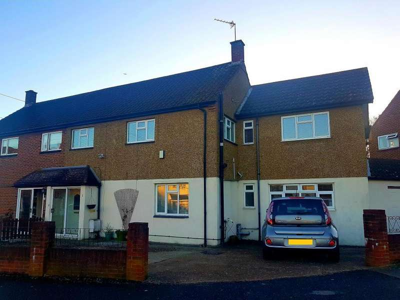 5 Bedrooms House for sale in Ripon Gardens, Chessington, KT9