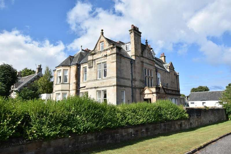6 Bedrooms Detached Villa House for sale in Braemar House Midton Road, Ayr, KA7 2SQ