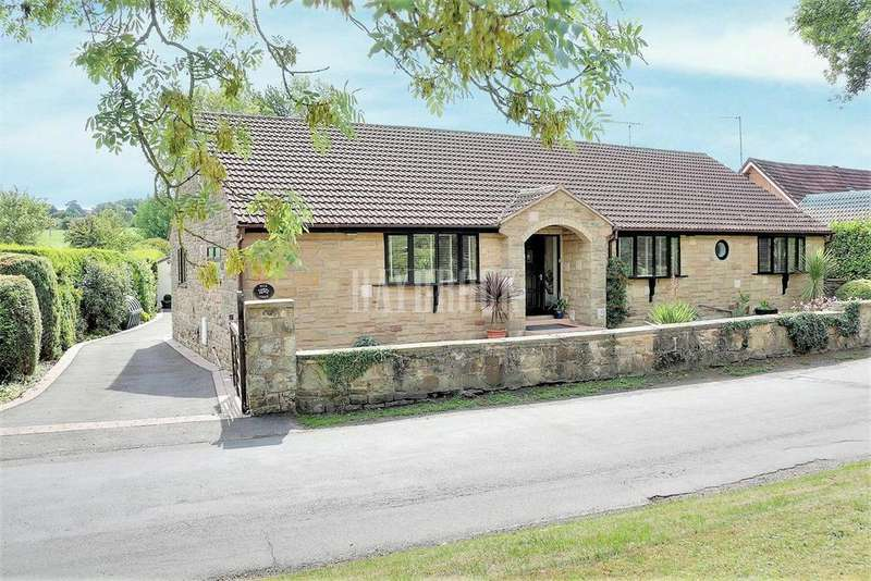 5 Bedrooms Bungalow for sale in Mill Lodge, Brookhouse, Sheffield