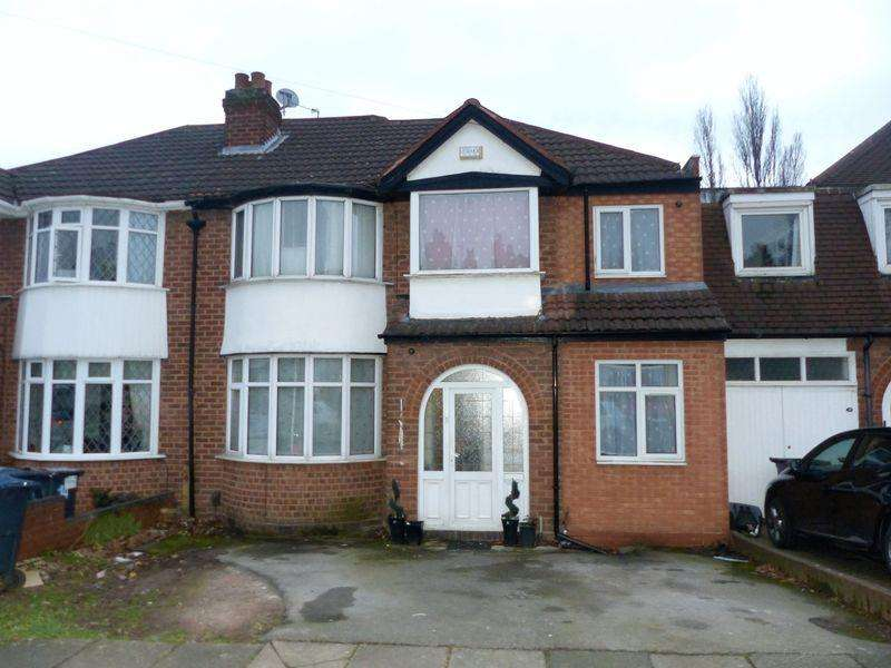 4 Bedrooms Semi Detached House for sale in Northolt Grove, Great Barr