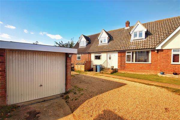 5 Bedrooms Bungalow for sale in Ash Rise, Nayland, Colchester
