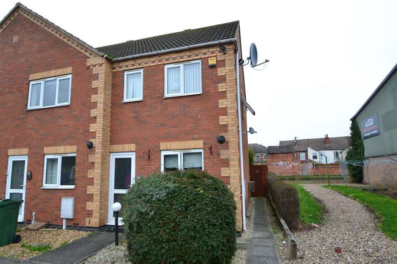 2 Bedrooms Town House for sale in Annies Wharf, Loughborough