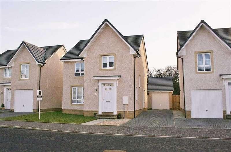 4 Bedrooms Detached House for sale in Smeaton Drive, Bonnybridge