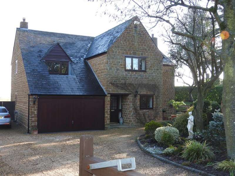 4 Bedrooms Detached House for sale in School Lane, Adstone