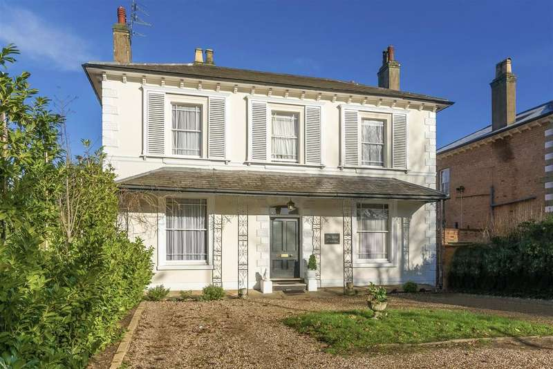 6 Bedrooms Detached House for sale in Avenue Road, Leamington Spa, Warwickshire