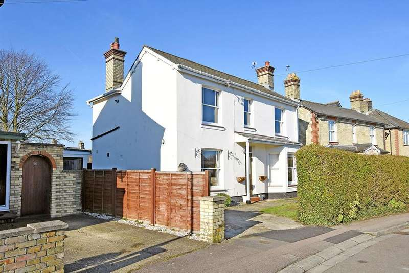 4 Bedrooms Detached House for sale in Victoria Crescent, ROYSTON, SG8