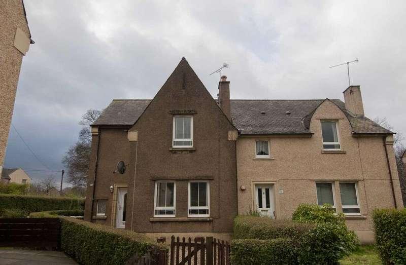 3 Bedrooms Semi Detached House for sale in 29 Gaberston Avenue, Alloa, Clackmannanshire FK10 3SR, UK