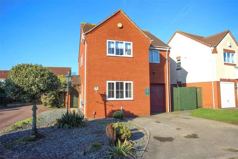 4 Bedrooms Detached House for sale in Mallard Close, Bradley Stoke, Bristol, BS32