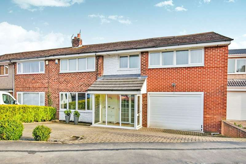 5 Bedrooms Semi Detached House for sale in Hilda Park, Chester Le Street, DH2