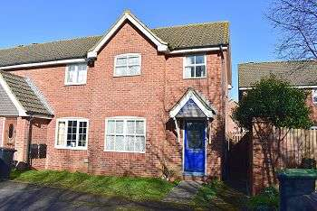 3 Bedrooms House for sale in Douglas Gardens, West Leigh, Havant, PO9 5TG