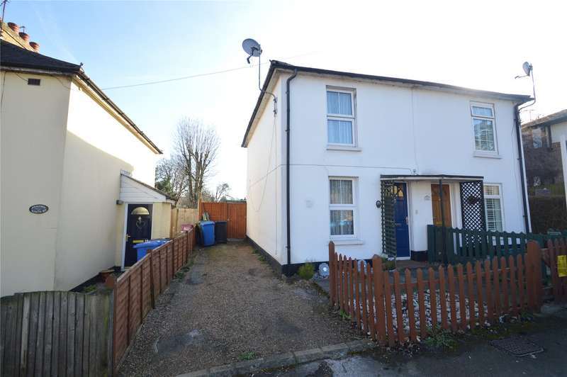 2 Bedrooms Semi Detached House for sale in South Road, Maidenhead, Berkshrie, SL6