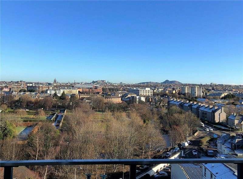 3 Bedrooms Flat for sale in Gorgie Road, Edinburgh, Midlothian, EH11