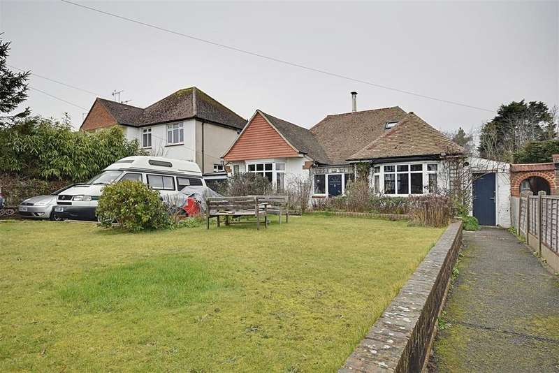 4 Bedrooms Detached Bungalow for sale in Cooden Drive, Bexhill-On-Sea