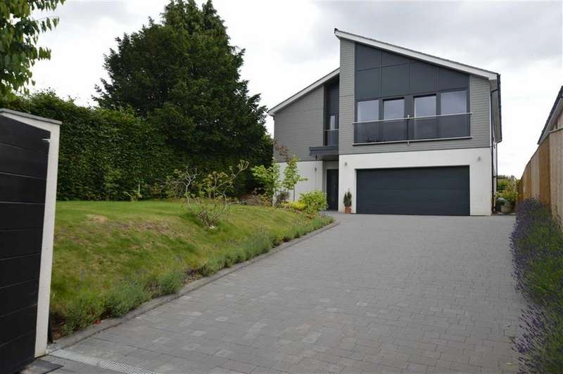 6 Bedrooms Detached House for sale in Beech Road, Purley On Thames, Reading
