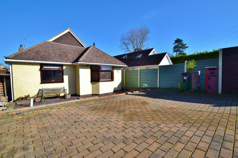 2 Bedrooms Bungalow for sale in Bournemouth