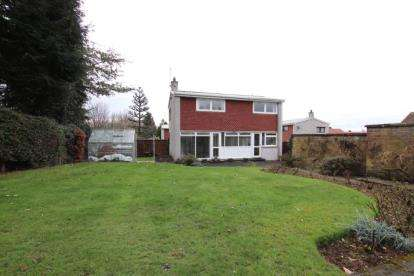 3 Bedrooms Detached House for sale in Willow Crescent, Glenrothes