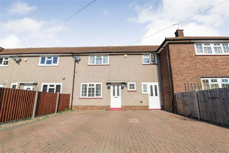 3 Bedrooms Terraced House for sale in Washington Drive, Cippenham