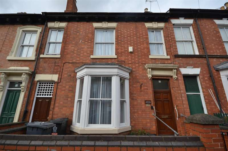 4 Bedrooms Terraced House for sale in Lincoln Street, Leicester