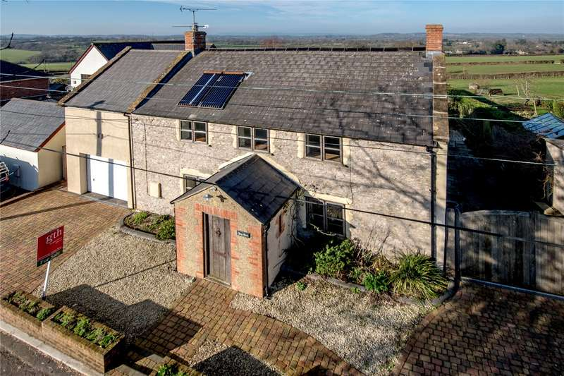5 Bedrooms Detached House for sale in Windmill Hill, Ashill, Ilminster, Somerset, TA19