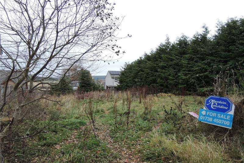 Plot Commercial for sale in Plot A, Tomnabat Lane, Tomintoul, Ballindalloch, AB37