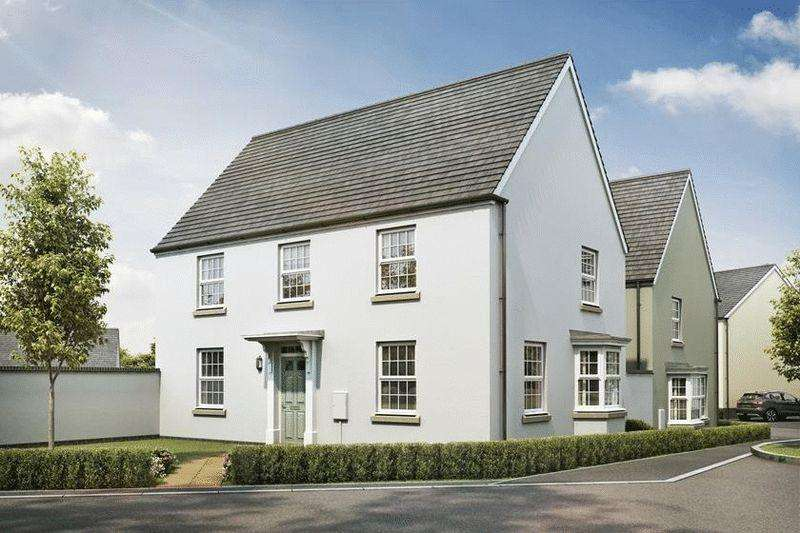 4 Bedrooms Detached House for sale in Butcher Park Hill, Tavistock