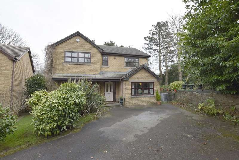 4 Bedrooms Detached House for sale in The Garth, Rosehill Avenue , Burney BB11 2PX
