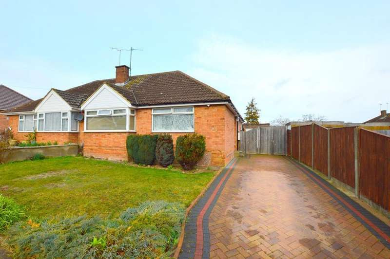 2 Bedrooms Bungalow for sale in Ripley Road, Luton, Bedfordshire, LU4 0AT