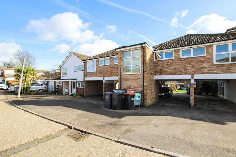 2 Bedrooms Flat for sale in Himley Green, Leighton Buzzard