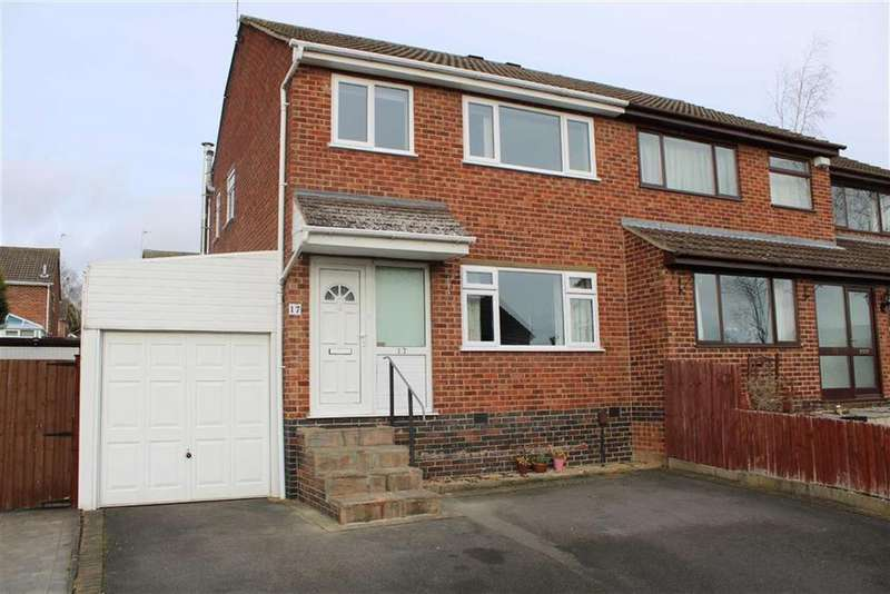 3 Bedrooms Semi Detached House for sale in Shaw Wood Close, Groby