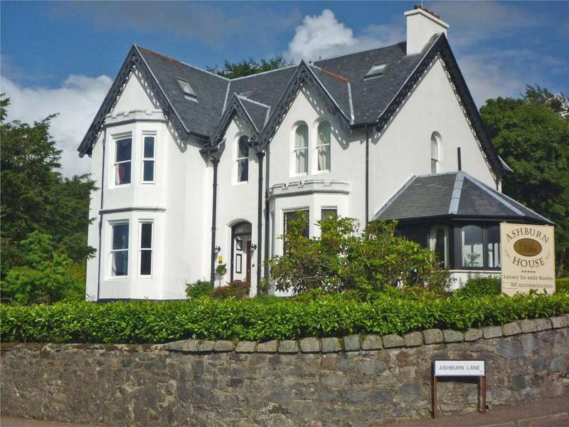 10 Bedrooms Detached House for sale in Ashburn House, Achintore Road, Fort William, PH33