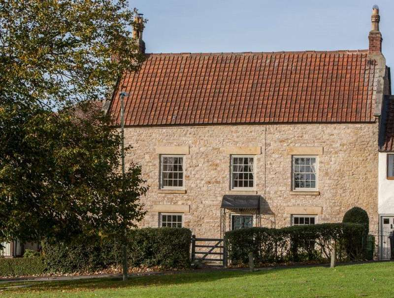 5 Bedrooms Unique Property for sale in West Green, Heighington Village, Darlington, County Durham, DL5