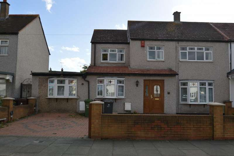 6 Bedrooms End Of Terrace House for sale in Bastable Avenue , ig11