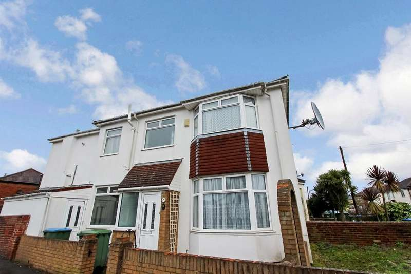 3 Bedrooms End Of Terrace House for sale in Shirley Park Road, Southampton, SO16