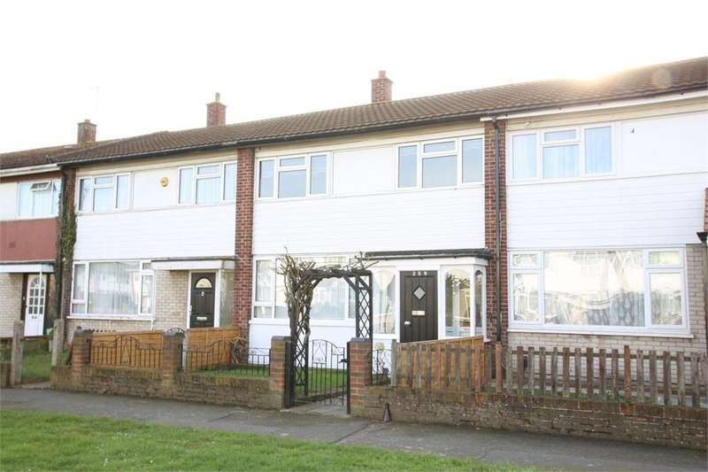 3 Bedrooms Terraced House for sale in Humber Way, Langley, Berkshire
