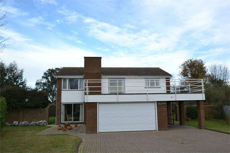 4 Bedrooms Detached House for sale in Beacon Heights, St Osyth, Clacton-on-Sea, CO16