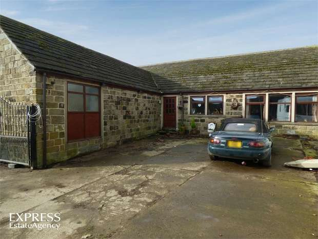 3 Bedrooms Detached Bungalow for sale in Hunsworth Lane, East Bierley, Bradford, West Yorkshire