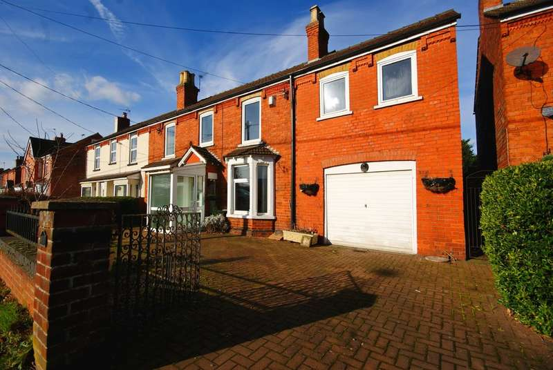 5 Bedrooms Semi Detached House for sale in Newark Road, North Hykeham LN6