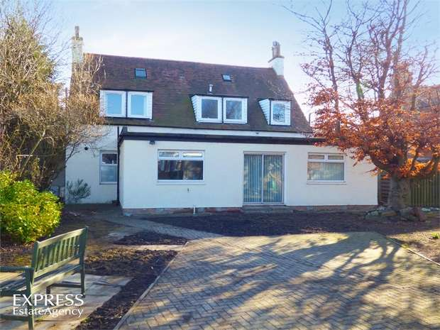 3 Bedrooms Semi Detached House for sale in Wester Hailes Road, Juniper Green, City of Edinburgh