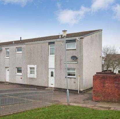 2 Bedrooms End Of Terrace House for sale in Marguerite Place, Ayr
