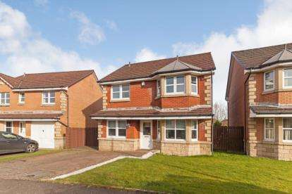 3 Bedrooms Detached House for sale in Levern Bridge Road, Glasgow