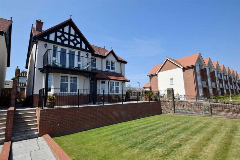 4 Bedrooms Detached House for sale in The Promenade, Walney Island