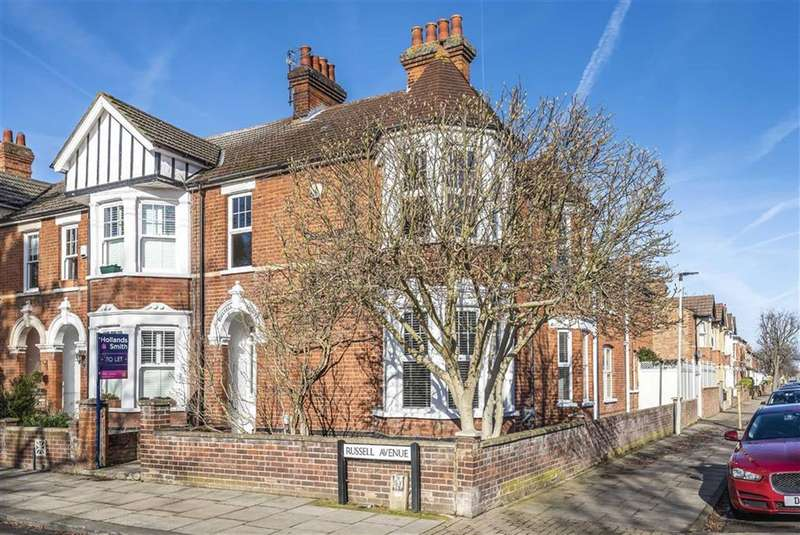 4 Bedrooms Town House for sale in Russell Avenue, Bedford