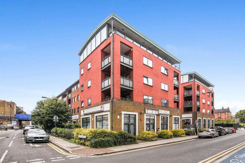 3 Bedrooms Duplex Flat for sale in Reservoir Studios, 547 Cable Street, Wapping